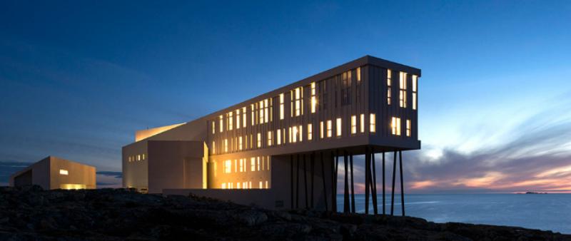 Todd saunders arquitecto canadiense en noruega arquitectura for Proyectos minimalistas