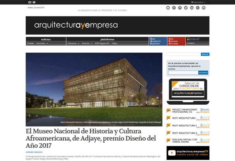 arquitectura y empresa top 35 ranking