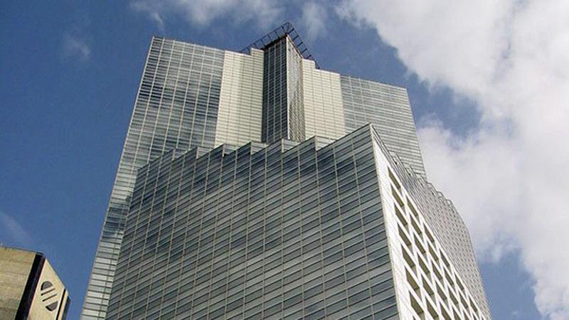 Arquitectura_Torre David_Caracas_vista coronación