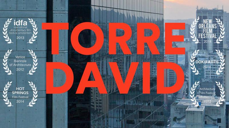 Arquitectura_Torre David_Caracas_cartel de bienal venecia