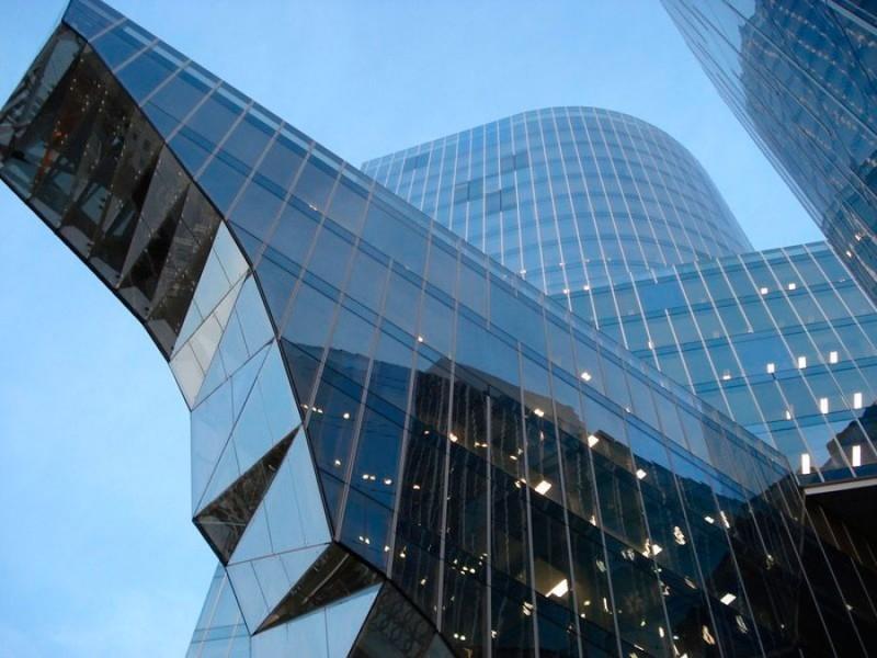 Torre Marenostrum en Barcelona, Enric Miralles