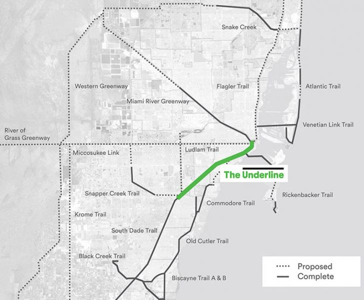 Arquitectura_underline-miami plano metro zonas