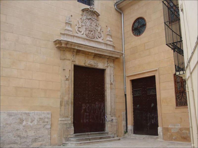 Arquitectura San esteban