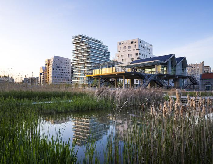 arquitectura verde_eco barrio_clichy batignolles_arquitectura_edificios_Sergio Grazia