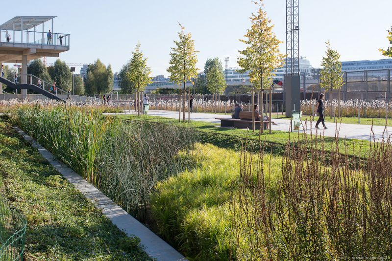 arquitectura verde_eco barrio_clichy batignolles_arquitectura_Martin Argyroglo