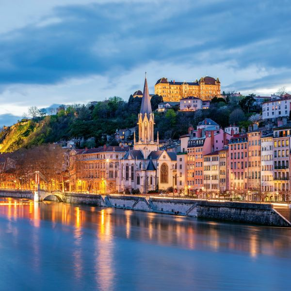 Vieux Lyon. Fotografía: National Geographic