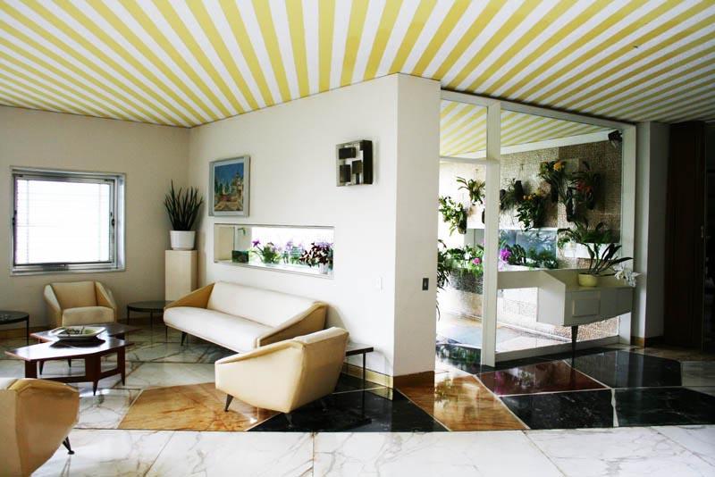 Arquitectura_Villa Planchart _G.Ponti _ salon y vistas