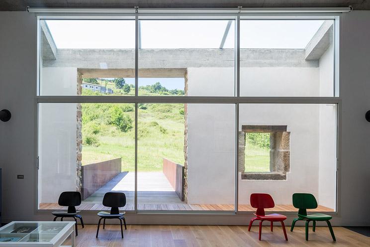 Ampliación de vivienda rural en cantabria: riaño arquitectos ...