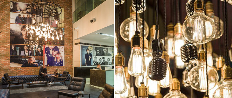 arquitectura, diseño, interiorismo, warner music london, Woods Bagot