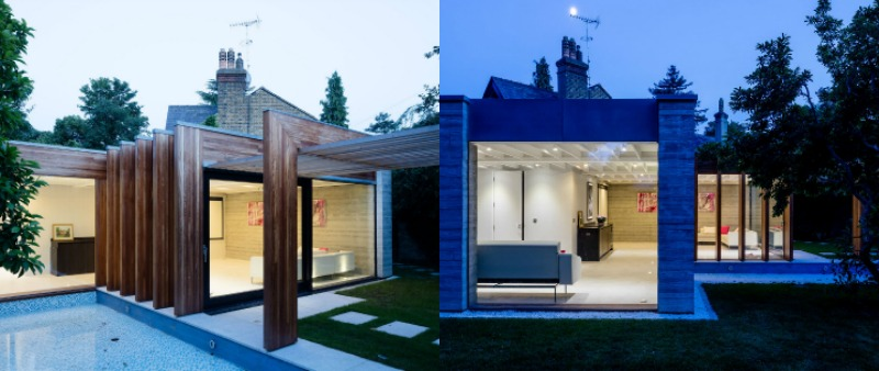 Warren cottage ampliaci n y renovaci n de una vivienda tradicional inglesa arquitectura - Rehabilitacion de casas antiguas ...