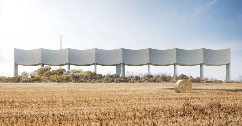 arquitectura White Arkitekter VAGA imagen general diurna
