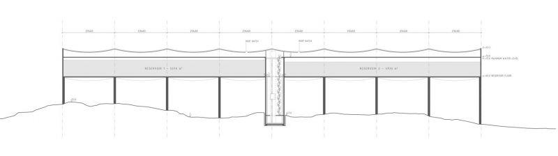 arquitectura White Arkitekter VAGA imagen seccion