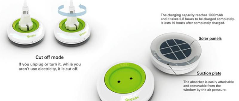 arquitectura, diseño , arquitecto, design, producto, electricidad, sostenibilidad, sostenible, energía solar, placa solar, enchufe, ecología, ecológico
