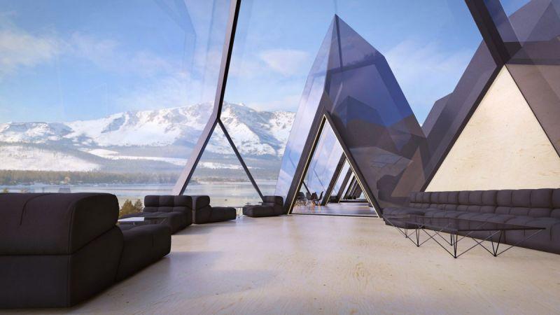 arquitectura tetra hotel wsp ingenieria imagen zonas comunes