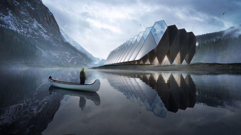 arquitectura tetra hotel wsp ingenieria imagen exterior