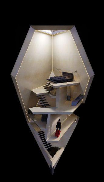 arquitectura tetra hotel wsp ingenieria imagen vaina