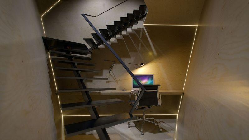 arquitectura tetra hotel wsp ingenieria imagen escritorio
