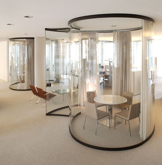 arquitectura y diseño_Sevil Peach_novartis forum cilindros