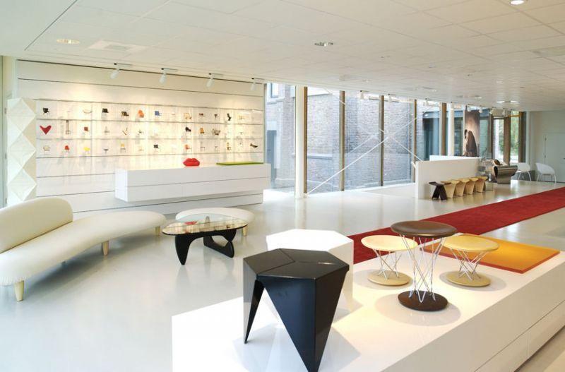 arquitectura y diseño_Sevil Peach_Vitra showroom Amsterdam