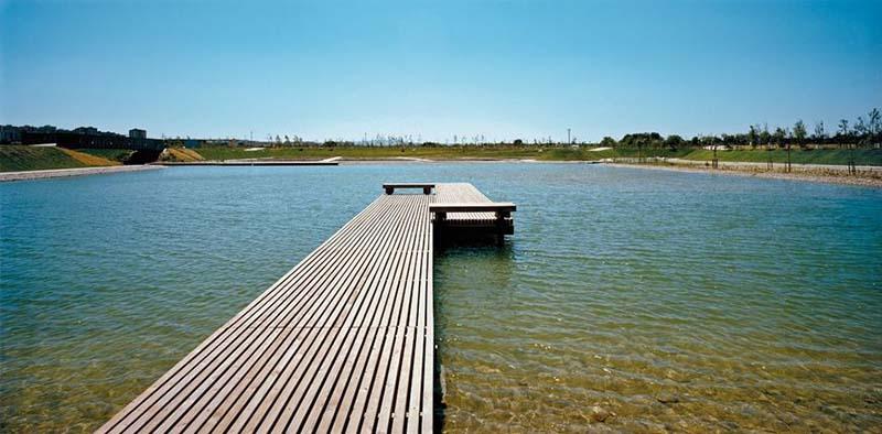 Arquitectura y Empresa-Aldayjover-Parque del Agua