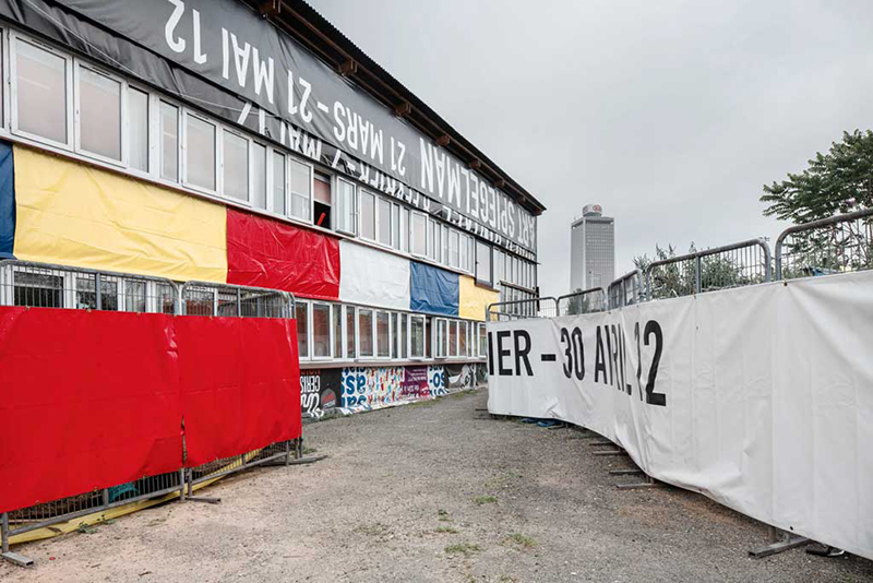 Arquitectura y Empresa-La Passerelle-Arquitectos sin fronteras