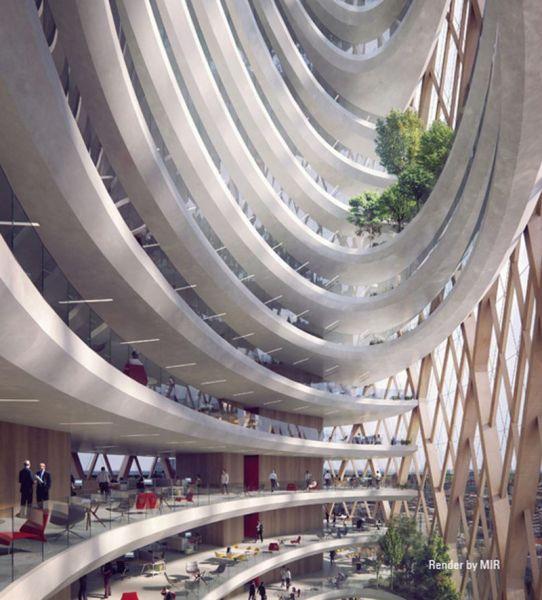 Arquitectura y Empresa-Mario Cucinella-Unipol