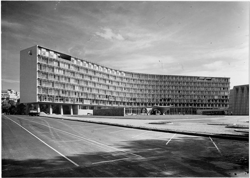 arquitectura y empresa-unesco-paris-marcel breuer