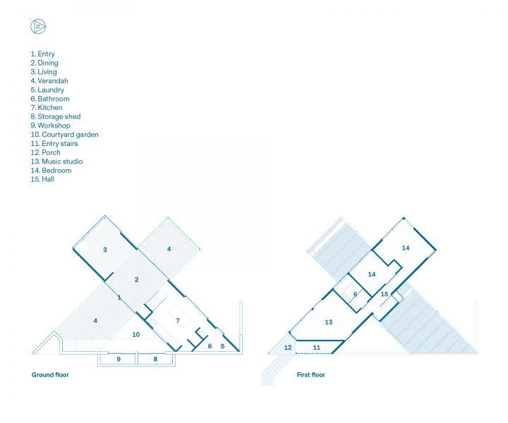 arquitectura_y_empresa-X MARKS House_planta