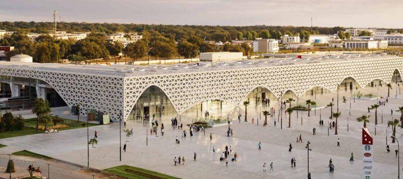 La nueva estación de ferrocarril de Kenitra: Premio Mundial de Arquitectura y Diseño (Prix Versailles)