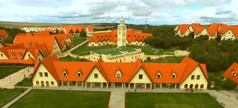 Universidad Al Akhawayn, Ifrane, Marruecos (áfrica/ norte de áfrica y oriente medio)