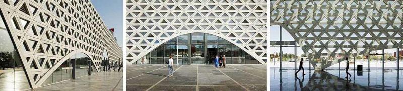 La nueva estación de tren de Kénitra diseñada para mejorar la movilidad de África
