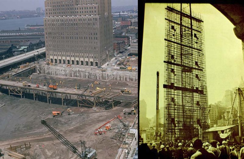 Foundations WTC