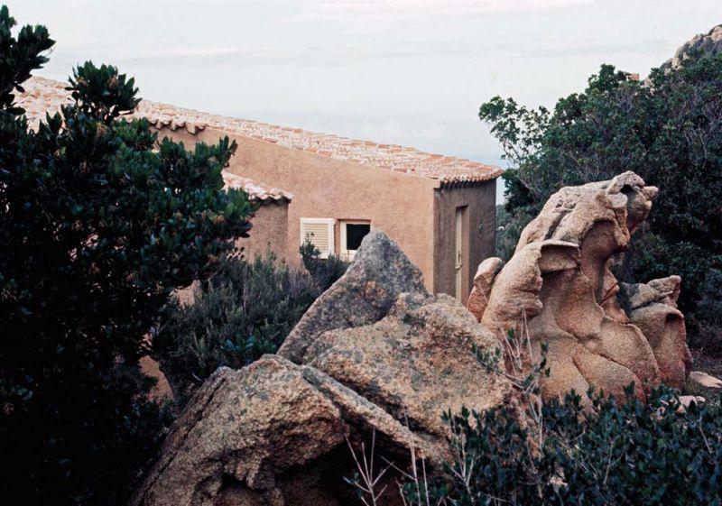 Casa Hartley vista desde la roca