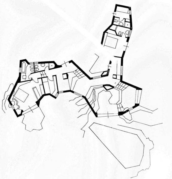 Casa Scalesciana planta