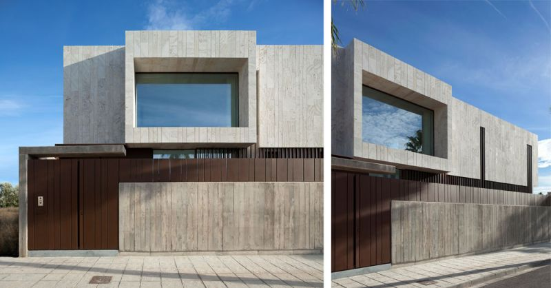 arquitectura casa alqueria antonio altarriba che cuerpos huecos fotografia exterior detalles