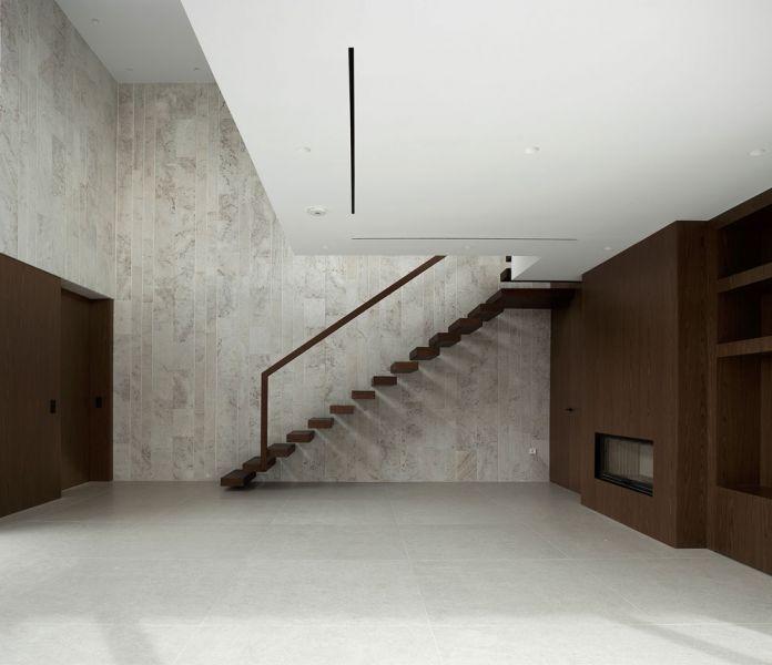 arquitectura casa alqueria antonio altarriba che cuerpos huecos fotografia interior escalera