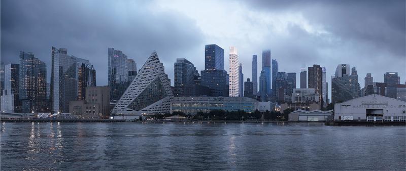 arquitectura y empresa, arquitecto, diseño, design, Alvaro Siza, Nueva York, Manhattan, 611 West 56th Street, torre, residencial, viviendas, The Boundary, Gabellini Sheppard