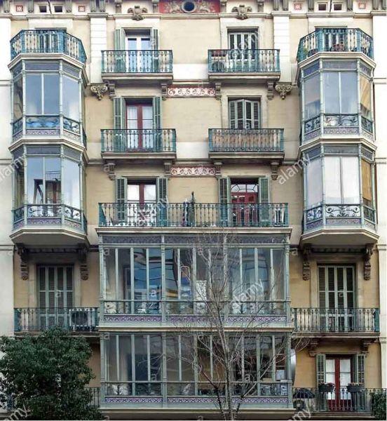 Apartamento del Siglo XX. Barcelona