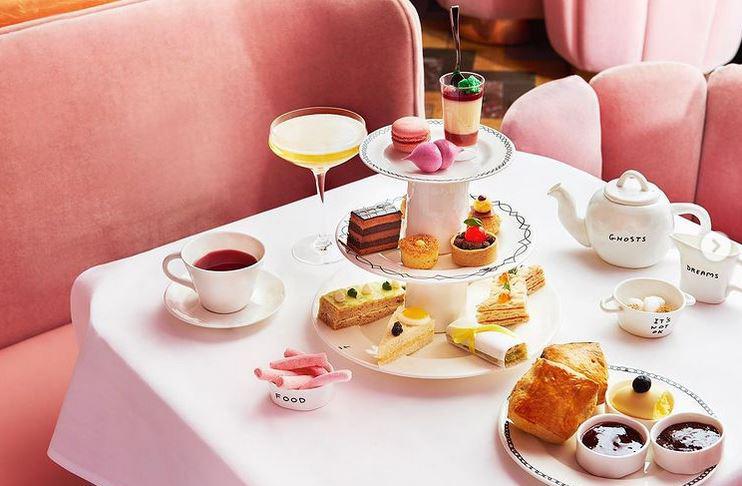 instagram cafe rosa mesa brunch