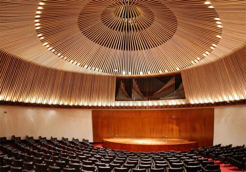 Auditorio de la Biblioteca Luis Ángel Arango