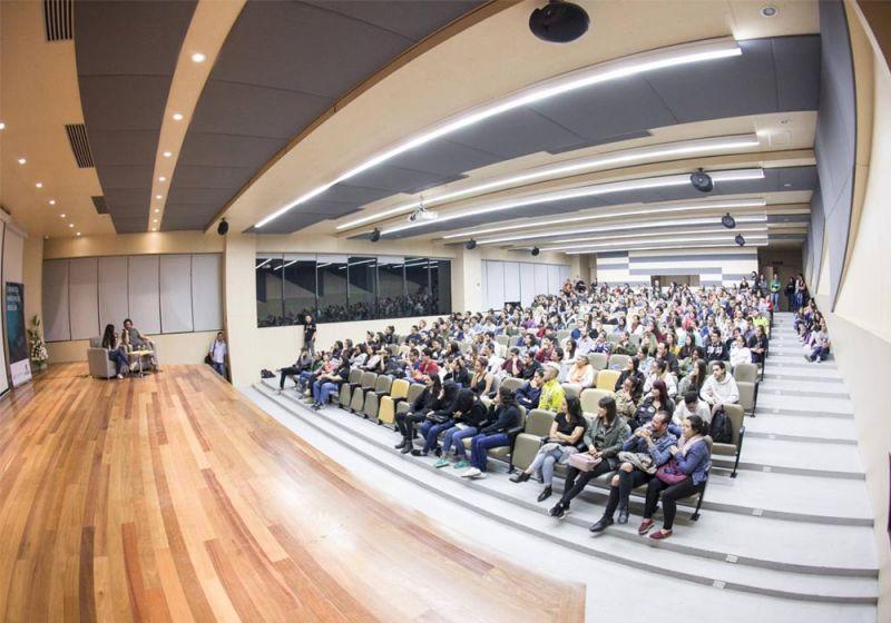 Auditorio del Museo Casa de la Memoria