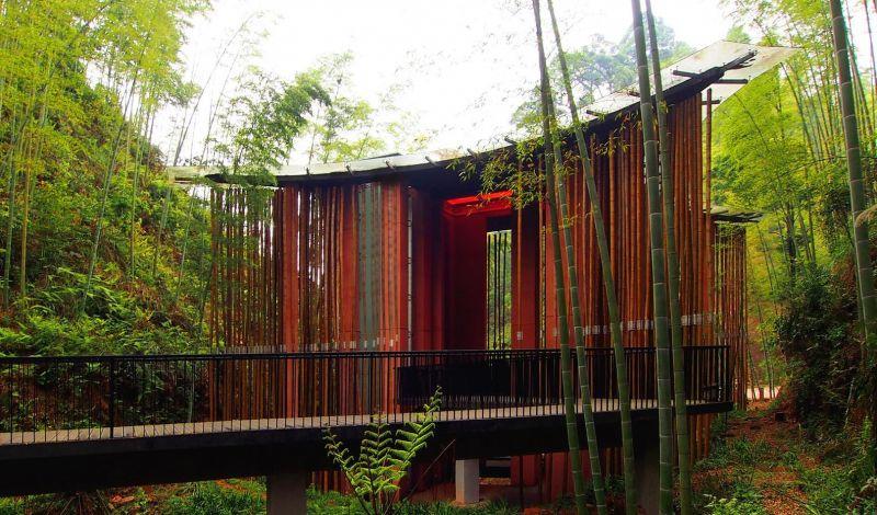 arquitectura_y_empresa_Bamboo gateaway_ puerta