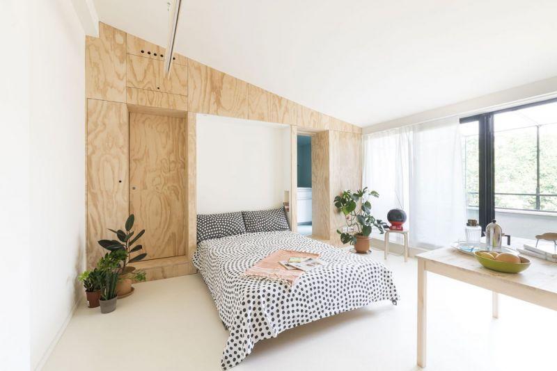 Batipin flat - Uso dormitorio