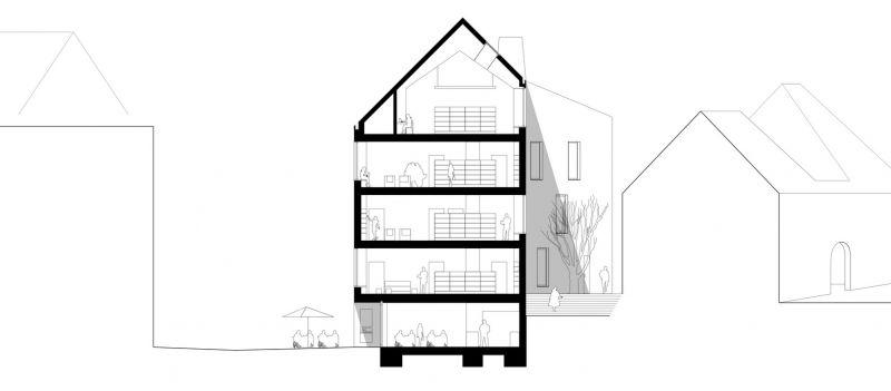 arquitectura_y_empresa_biblioteca Rottenburg_sec