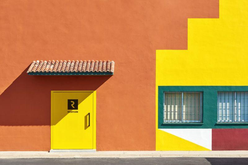 arquitectura boma estudio nueva sede resuinsa foto detalle fachada