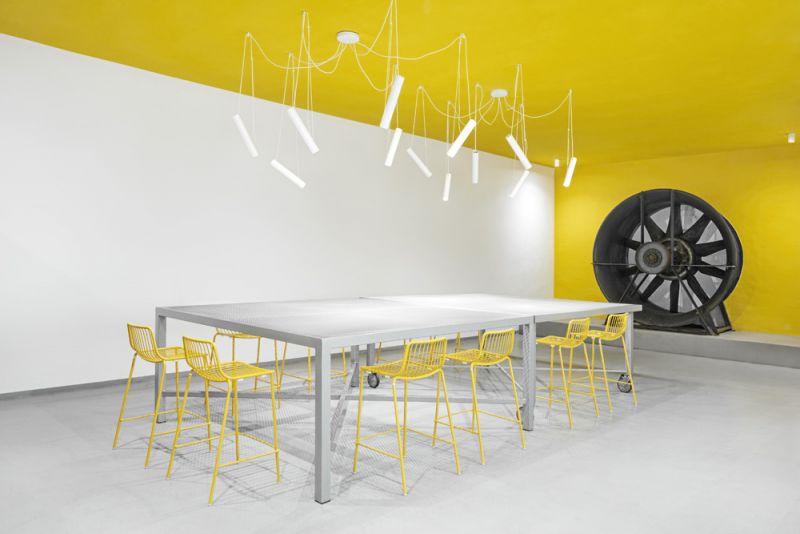 arquitectura boma estudio nueva sede resuinsa foto sala reuniones