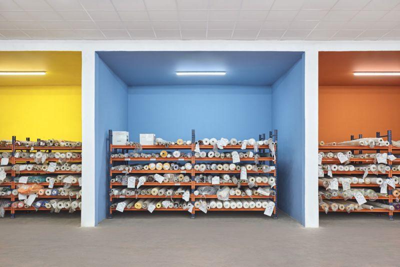 arquitectura boma estudio nueva sede resuinsa foto almacen