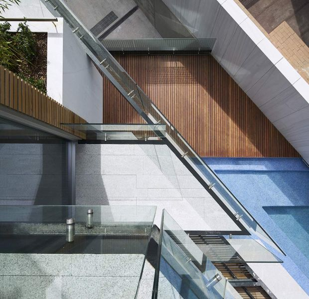 arquitectura bueso inchausti & Rein arquitectos edificio paseo la habana 75 madrid terrazas