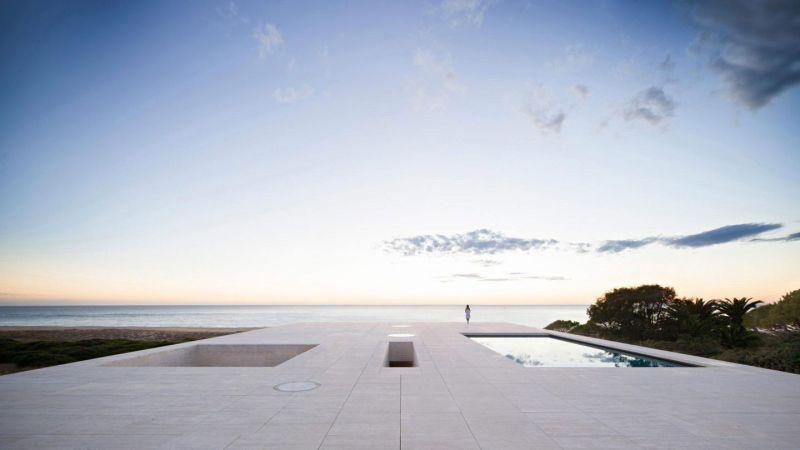 arquitectura albertco campo baeza medalla oro de la arquitectura casa del infinito