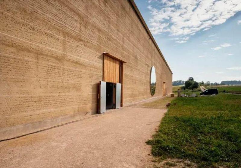 Proyecto para Caramelos Ricola en Suiza diseñado por Herzog & De Meuron